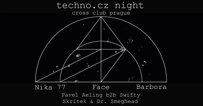 Techno.cz night