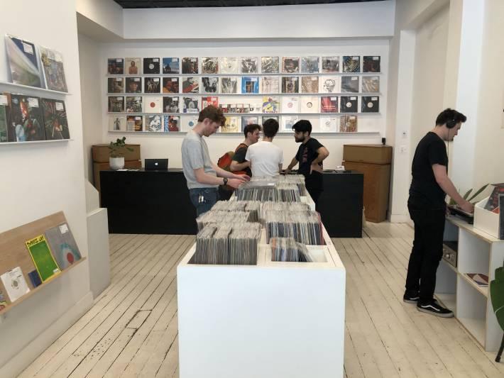 The Mixtape Shop