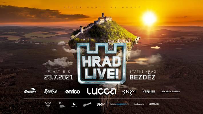Hrad Live!