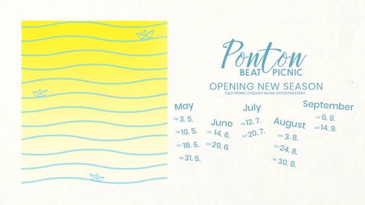 Ponton Beat Picnic